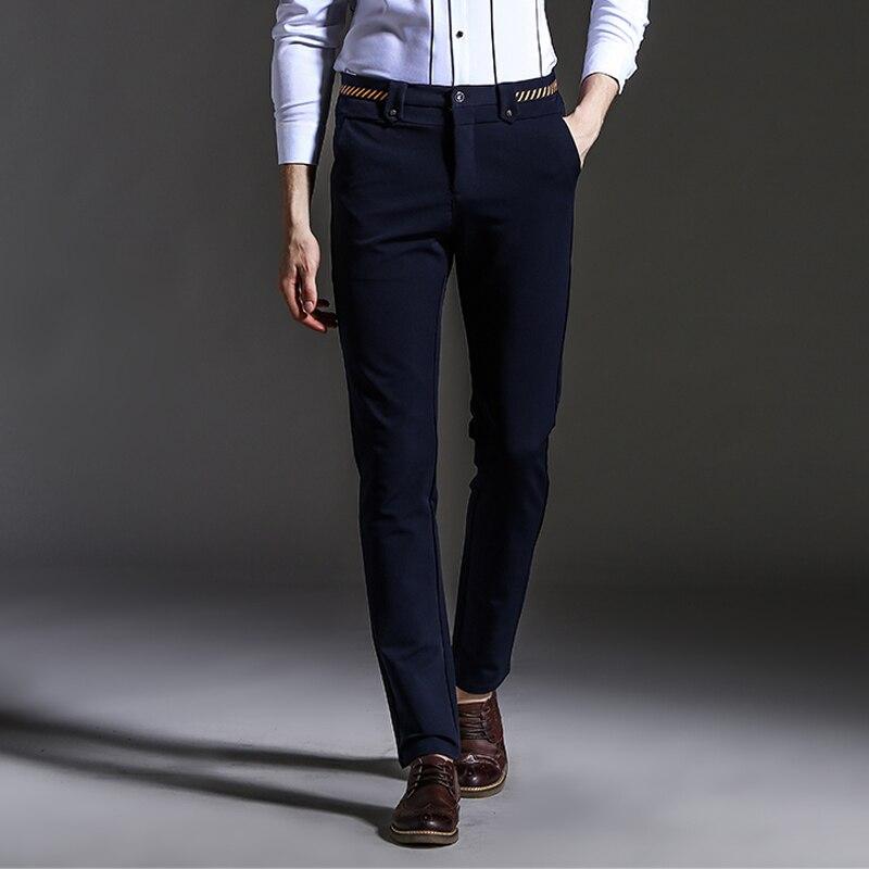 Online Get Cheap Men Slim Dress Pants -Aliexpress.com | Alibaba Group