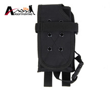 Tactical PRC 148 MBITR Radio Pouch TypeB Airsoft Molle Walkie Talkie Bag Easily Connect to Vest Backpack Belt 19x10cm