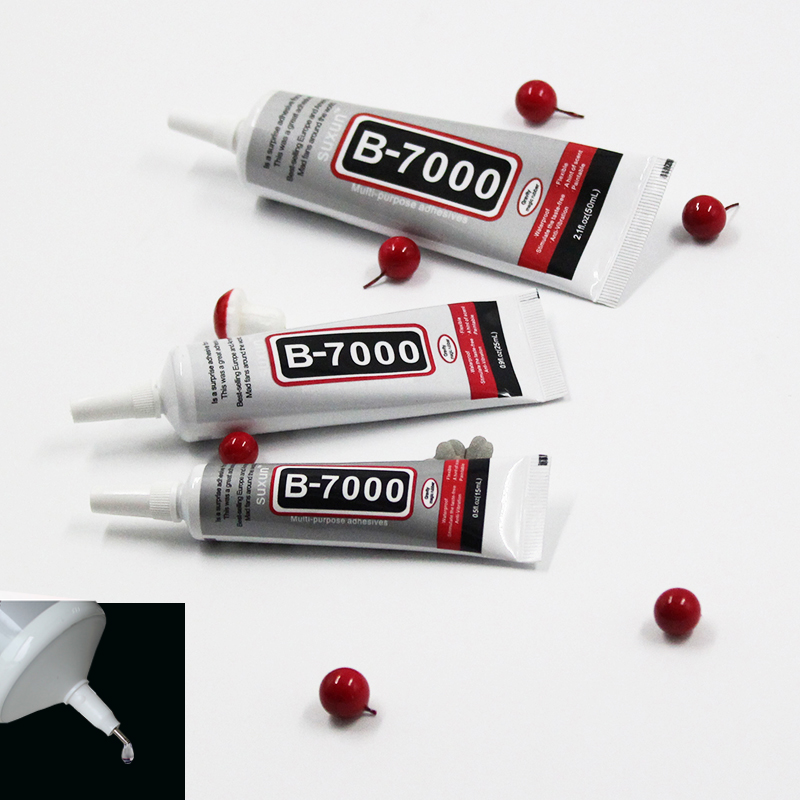 B7000 glue 15ml industrial thickness super glue transparent liquid B-7000 glue Diy mobile phone shell craft beads jewelry rhines