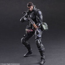 1/6 Action Figure Model Toys SQUARE ENIX PLAY ARTS Metal Gear Solid Venom Snake Sneaking Suit Gifts   Collections