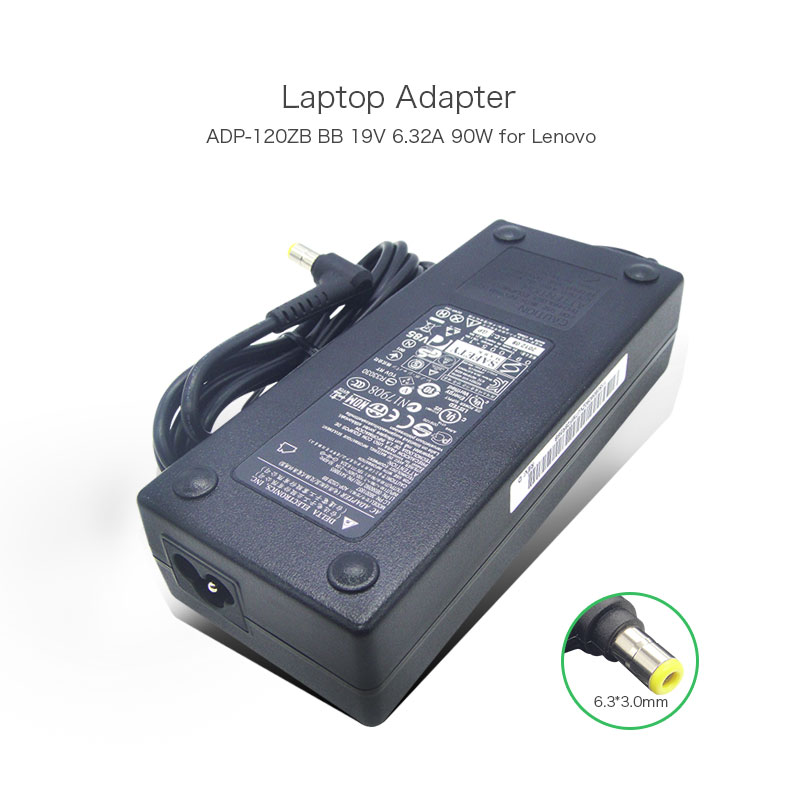 100% Original 19V 6.32A 120W Delta AC Charger Adapter for Lenovo 36001857 0B56090 54Y8865 C340 ADP-120ZB BB Laptop Power Supply combbind c340