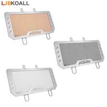 hot deal buy ljbkoall for ktm duke 390 250 2017 2018 radiator guard grille cover orange parts grill 250 duke motorcycle accessories bike