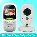 Alta qualidade 2.0 polegada de Cor de Vídeo Sem Fio Do Bebê Monitor Da Câmera de Segurança Do Bebê Babá Intercom Night Vision Monitoramento de Temperatura