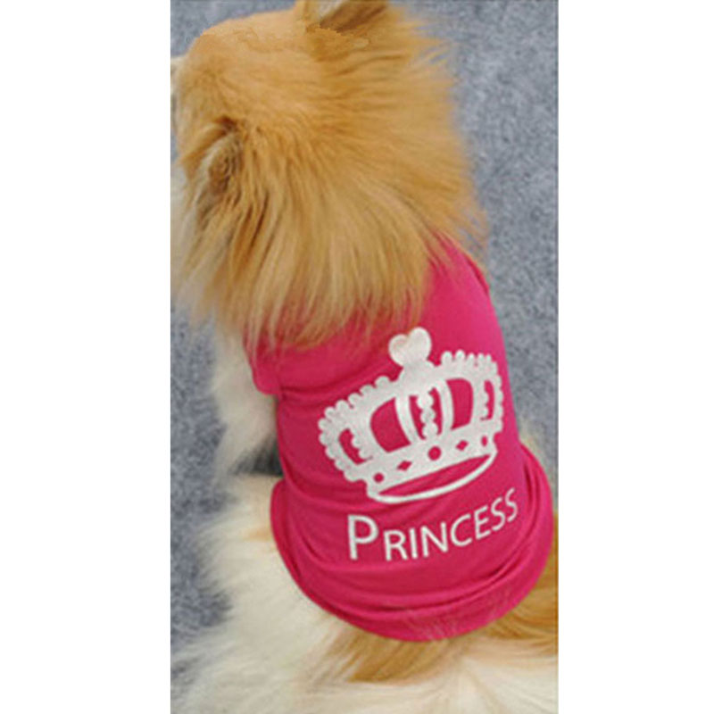 15 Style Pet Cat Costume Small Dog Cat Clothes Cute Puppy Cat Kitten T-shirt Summer Vest Shirt Apparel For Spring And Summer #2