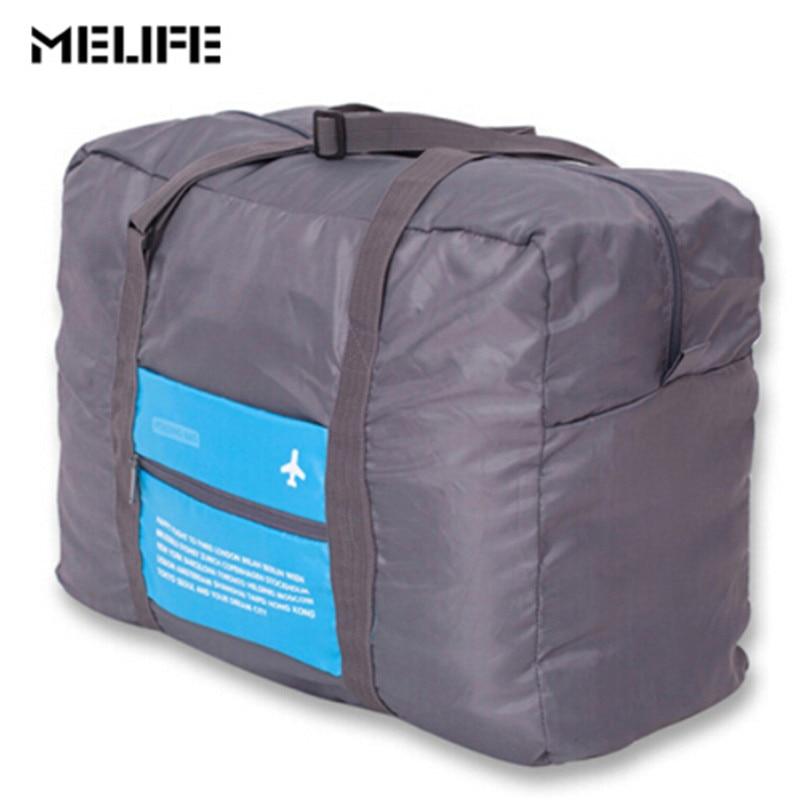 MELIFE Large Capacity Unisex Gym Duffle Bags WaterProof Nylon Packing Cube Sports Bag Clothing Organizer Folding Bag HandbagsMELIFE Large Capacity Unisex Gym Duffle Bags WaterProof Nylon Packing Cube Sports Bag Clothing Organizer Folding Bag Handbags