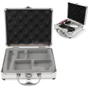 Image 1 - Aluminum Tattoo Case Machine Box with Lock for Tattooing Kits Tattoo Supplies Accessory