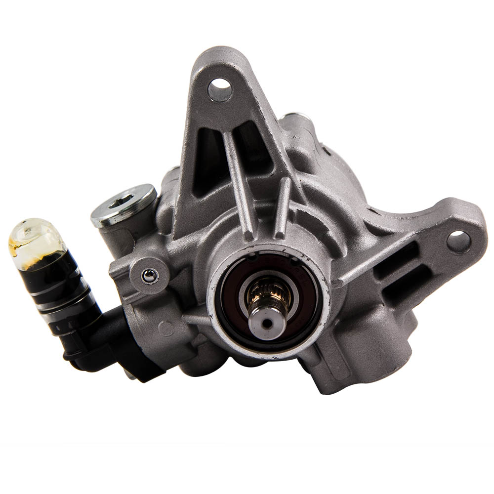New Power Steering Pump for Honda Accord 2.4L Engine K24A DOHC L4 2003-2005 56110-RAA-A01 power steering pump car accessories 31170 raa a01 belt tensioner fit for honda