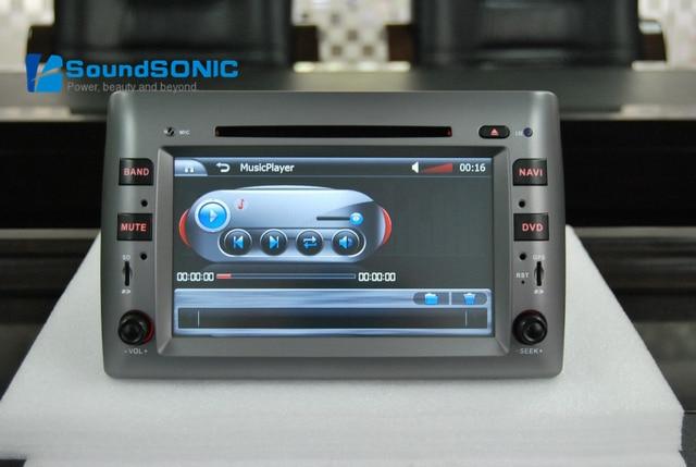 stilo dvd gps for fiat stilo touch screen car radio stereo dvd gps rh aliexpress com 2004 Fiat Stilo fiat punto radio user manual