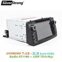 Autoradio Android GPS DVD Bluetooth pour COROLLA E120
