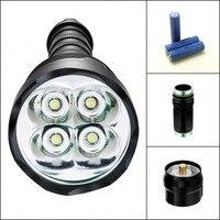 SKY RAY KING 4xT6 4xCree XM L T6 5000 Lumens 3 Mode LED Flashlight Torch Lamp