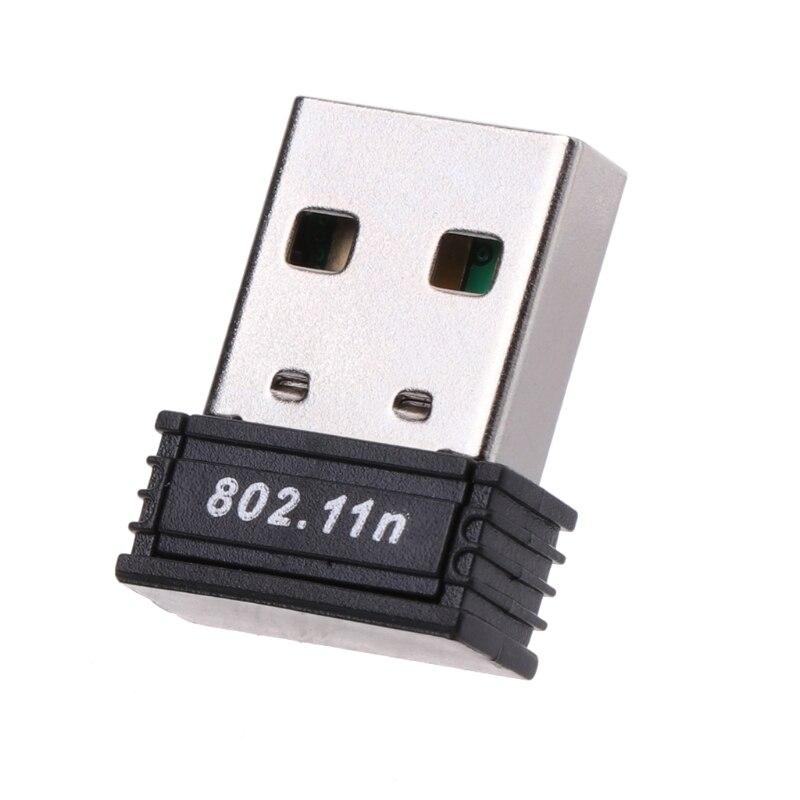 150 Мбит/с мини USB WiFi Беспроводной N Lan сетевой адаптер 802.11 B/G/N Wi-Fi Dongle-L059 новые Горячие