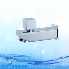 Современная Одной Ручкой Мыть Руки Латунь Настенное Крепление Ванная Кухня Туалет прачечная Раковина Смесители DLCF027