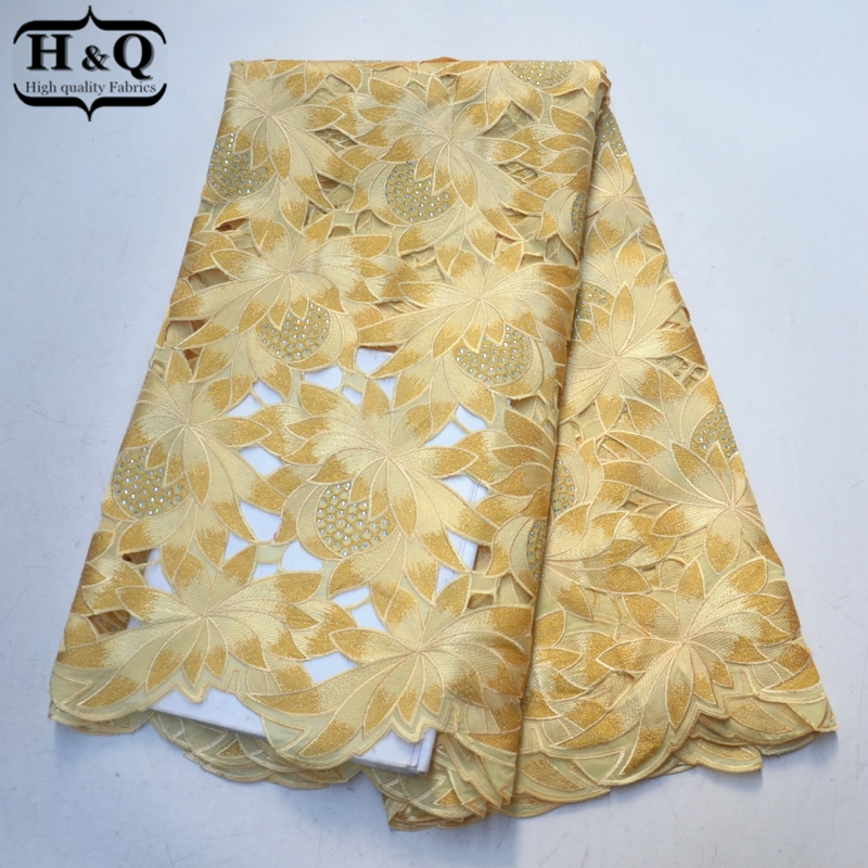 Fashionable style Swiss voile lace fabric Hollow-out lace African lace fabric high quality Embroider With Stone for Normal dressFashionable style Swiss voile lace fabric Hollow-out lace African lace fabric high quality Embroider With Stone for Normal dress