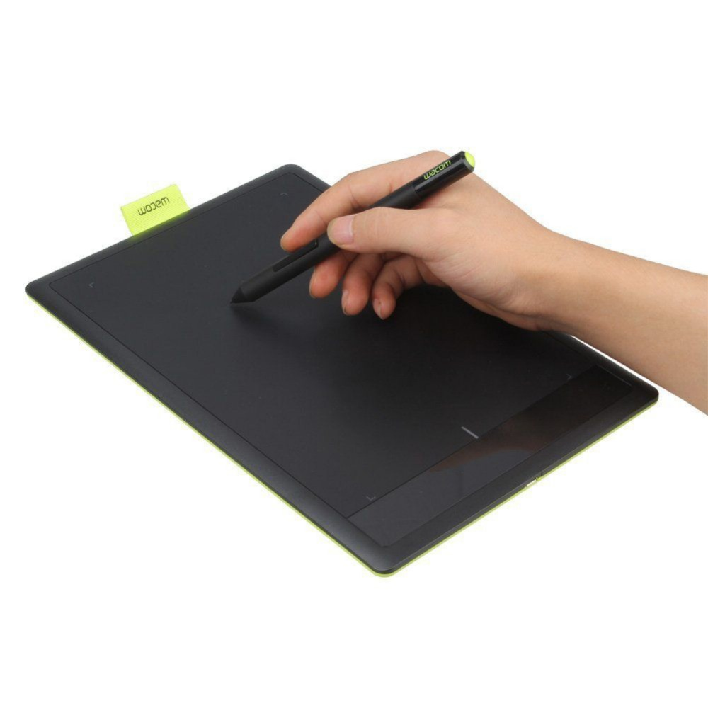 how to hold drawing tablet penb
