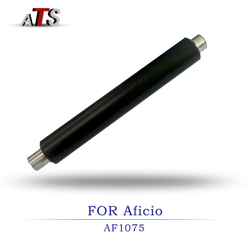 2pcs lot Copier spare parts upper fuser roller Hot heat roller For Ricoh Aficio AF 1075