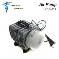 factory price BOYU ACQ 003 50Lpm Air pump compressor AC 220 240V for Laser Machine