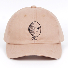 One Punch Man Baseball Cap (2 Colors)
