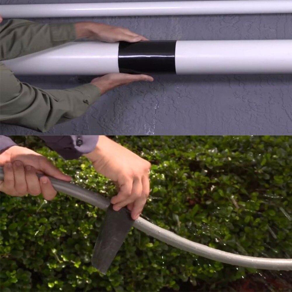 Super Strong Flex Leakage Repair Waterproof Tape for Garden hose ...