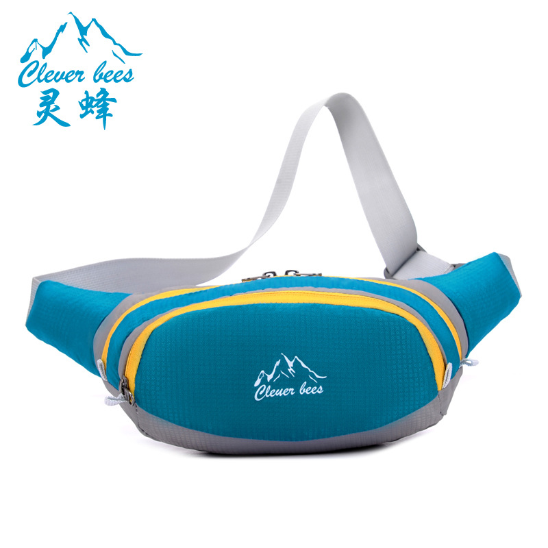 LINGFENG Waterproof <font><b>Running</b></font> Waist Bags Utility Fanny Pack Ultralight Sport Cycling <font><b>Belt</b></font> Money <font><b>Cell</b></font> <font><b>Phone</b></font> Pocket <font><b>For</b></font> Men Women
