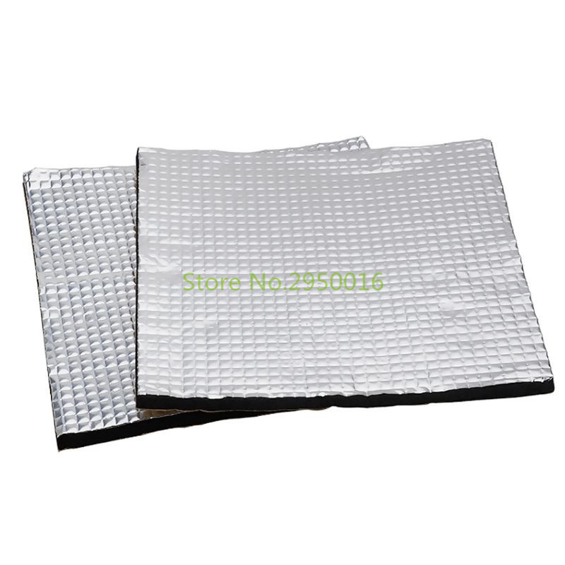 3D Printer Part Heated Bed Hotbed Thermal Pad Insulation Cotton Mat 200*200mm