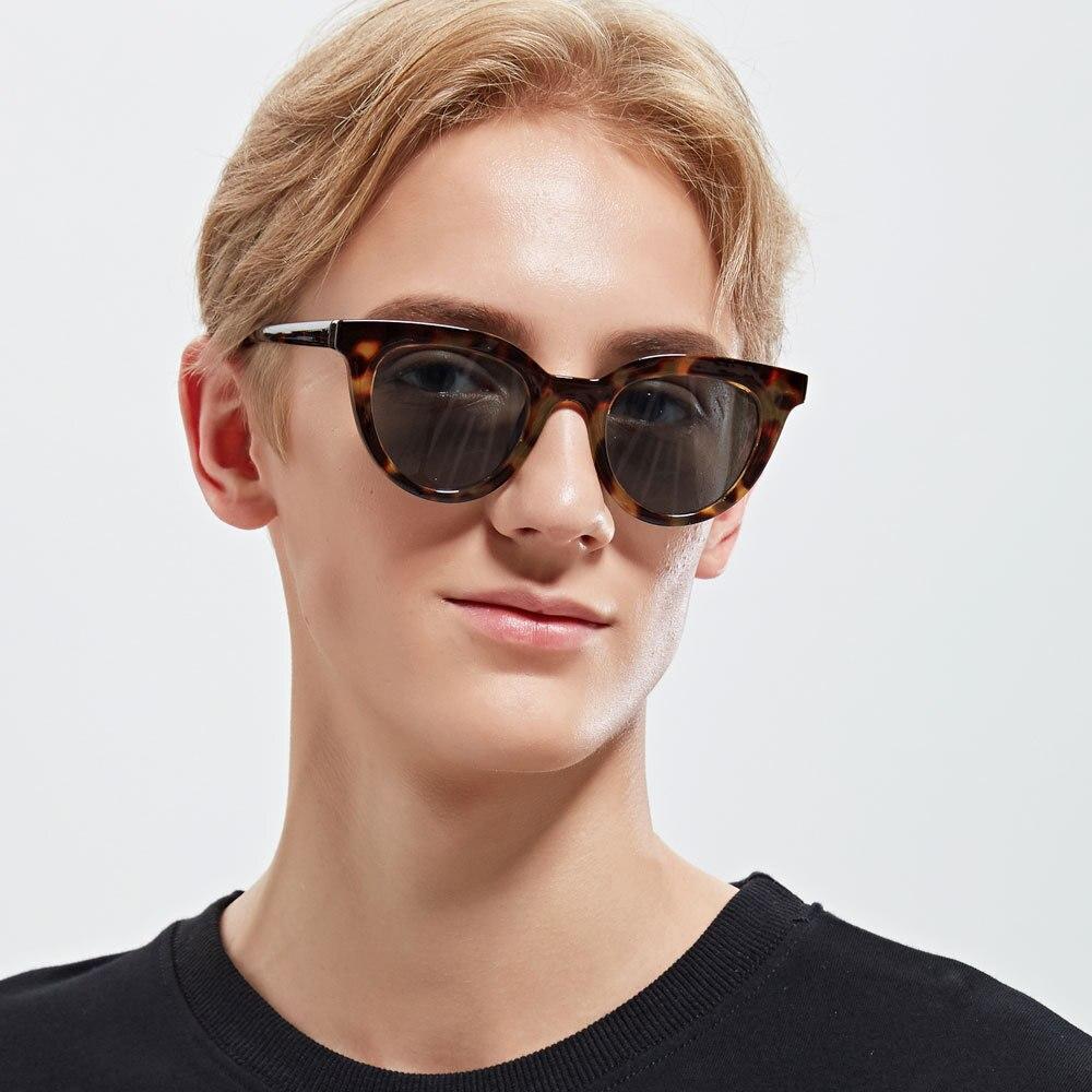 Cat Eye Sunglasses Oval Denz Women Marcedes Vintage Stylish Men 3LA4qR5j
