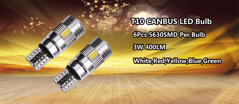 T10 6 5630SMD