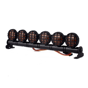 Image 5 - RC Car 152MM Multi function LED Lights Bar for RC Crawler Traxxas TRX 4 TRX4 D90 Axial SCX10 90046