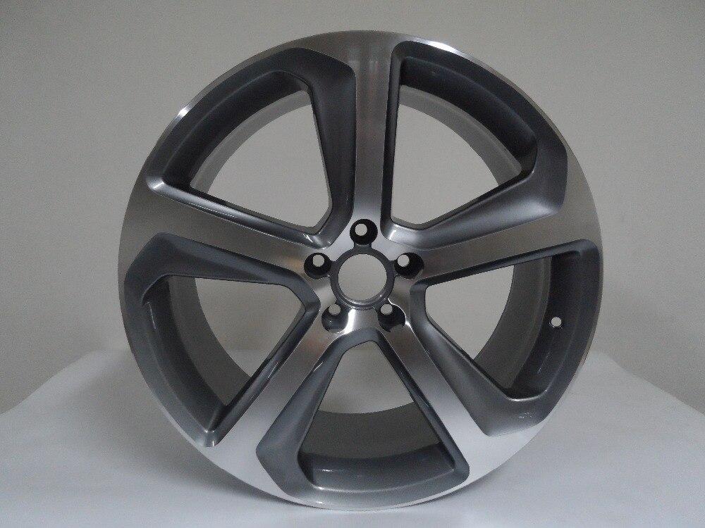 20 INCH ET35 5x112 Gunmetal Machine Face wheel rims For Your Favorite Car 960