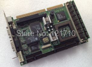 Carte d'équipement industriel P5/6x86 SBC VER G4 960560-G4B demi-tailles cartes cpu