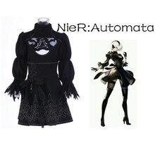 kostium YoRHa darmowa czarna