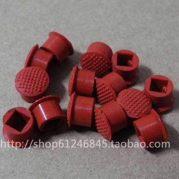 SSEA nowy Notebook TrackPoint czerwona czapka dla IBM Lenovo Thinkpad klawiatury laptopa wskaźnik myszy czerwona czapka tanie i dobre opinie CN (pochodzenie) HP COMPAQ US Standardowy TrackPoint Red Cap