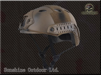 Emerson FAST PJ Type Pararescue helmet military sports safety helmet Seals Edition