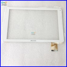 New For 10.1'' inch Archos 101 Platinum 3G AC101PL3G touchscreen tablet digitizer panel lcd screen Tempered Glass Film Protector(China)
