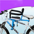 Freiheit Promotions 2019 Neue kinder Fahrrad Sitze Für Elektrische Mountain Road Front Matte Kind Sicherheit-in Fahrradsattel aus Sport und Unterhaltung bei