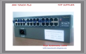 24 Port Switch 100m Corridor VLAN Isolation Loop Of HTK-SF1024DV -l From