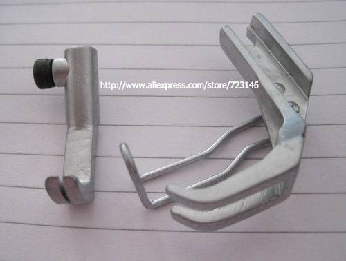 New Industrial Sewing Machines Presser Foot Feet For Durkopp Adler 67, 167, 267, 69, 269 167-22-019-3/018-3 167-B 167-2#