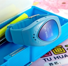 GPS Kid Safe smart Watch Wristwatch SOS Call Location Finder Locator Tracker for Child Anti Lost Monitor for iOS Android Af