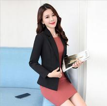 THYY 2018 Full Solid Spring Autumn Coat Blazer Women Suit Ladies Refresh Blazers Comfortable Women's Blazers Free Shipping A829