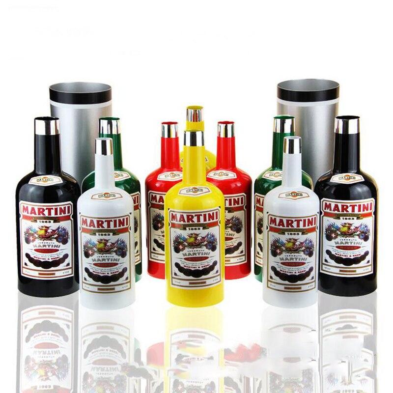 Multiplier les bouteilles de Passe (10 Set) rendues célèbres par le grand Tommy Cooper multicolore scène tours de magie Gimmick - 4
