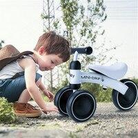 Трехколесный детский баланс, велосипеды, уличные ходунки для малышей 1 3 лет, детские ходунки, самокат без ножных педалей велотренажер