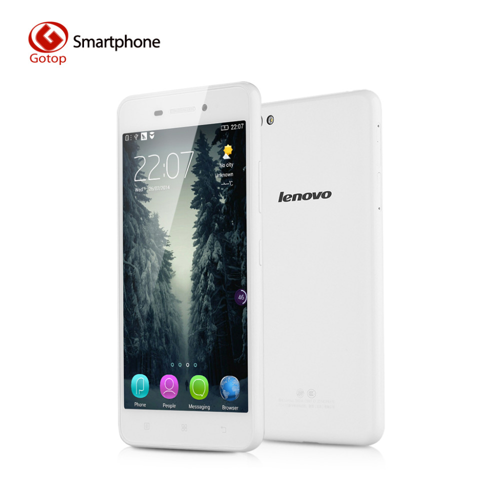 Electronic Lenovo Android Mobile Phone online buy wholesale lenovo cell phone from china original s60 s60w 5 0 inch 1280x 720 android 4 snapdragon 410 quad core
