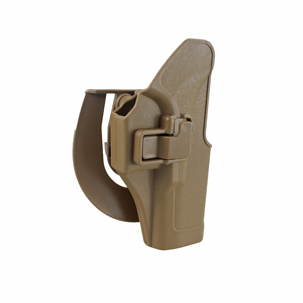 Quick Tactical CQC Right Hand Paddle Pistol Holster for Glock 17 19 22 23 31 32Quick Tactical CQC Right Hand Paddle Pistol Holster for Glock 17 19 22 23 31 32