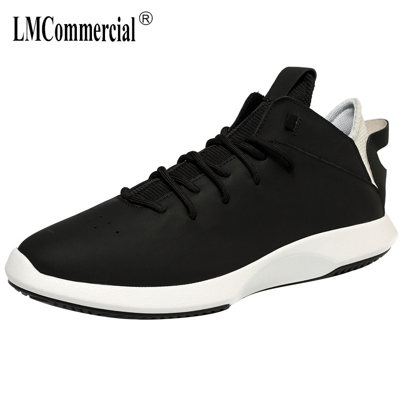 2018 New spring autumn summer Casual shoes men real leather men's shoes breathable all-match cowhide asual shoes male Leisure new 2017 men shoes casual light breathable fashion action leather shoes comfortable spring summer trainers shoes