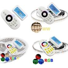 все цены на 2.4G  RF 4 Zone Remote Dimmer Set DC12V 24V press button/touch switch Dimmimg/CT/RGB/RGBW 5050 3528 LED Strip Controller