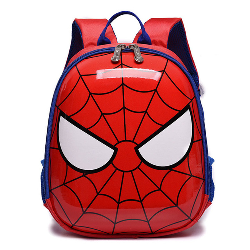 3c44286ddf21 Toddler Children Backpack Cute Spiderman School Bag mochila infantil for Kindergarten  Boys Girls Kids EVA Iron