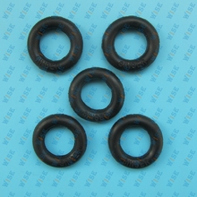 5 PCS BOBBIN WINDER RUBBER FRICTION TIRE RING #15287 fits BABYLOCK