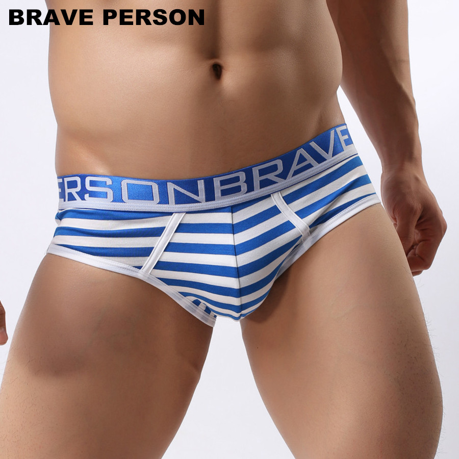 ORANG BRAVE Merek Pakaian Pria Celana Katun Celana Bergaris Pria Pakaian Seksi Celana Sabuk Lebar Celana Laki-laki B1154