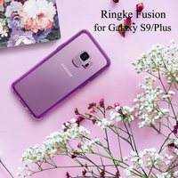 Ringke Fusion For Galaxy S9 Case Flexible Tpu And Clear Hard Back Cover Hybrid Mobile Phone