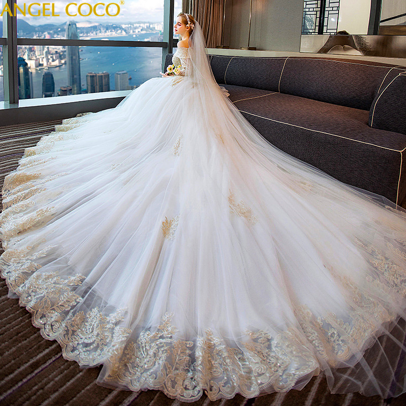 Plus Size Maternity Dresses Long Sleeves Lace Wedding Dress Empire Maternity Wedding Dresses Real Photos Pregnancy Clothes