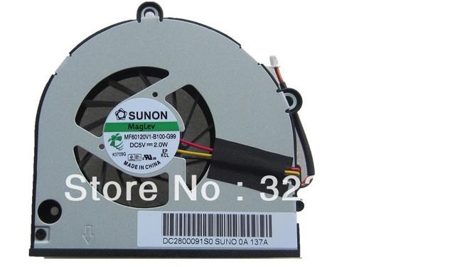 Novo para acer 5552g tm5740g 5741 tm5742g laptop ventilador de refrigeração da cpu, frete grátis